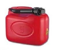 Jerrrycan for fuel - 5 litres capacity