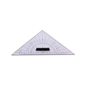 Navigation Protractor with handle